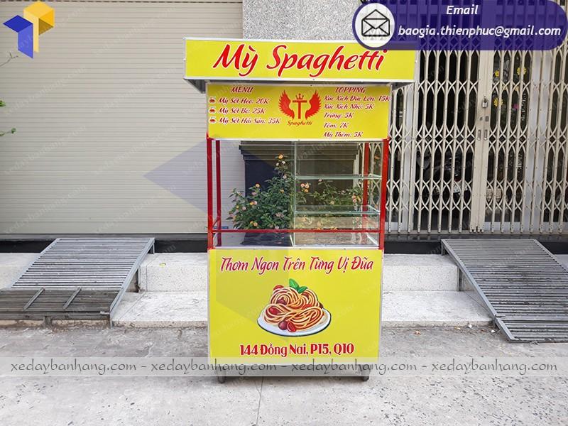 xe thức ăn nhanh giá rẻ