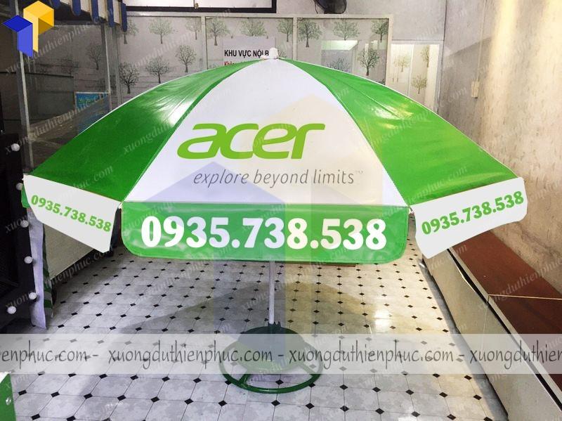 ô dù quảng cáo ngoài trời hcm