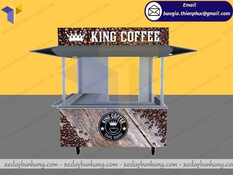 giá quầy kiot bán cafe tại hcm